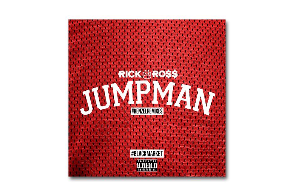 "Rick Ross Remixes Drake & Future's ""Jumpman"""
