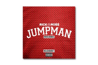 "Rick Ross Remixes Drake & Future's ""Jumpman"""