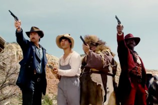 'The Ridiculous 6' Official Trailer Starring Adam Sandler and Steve Buscemi