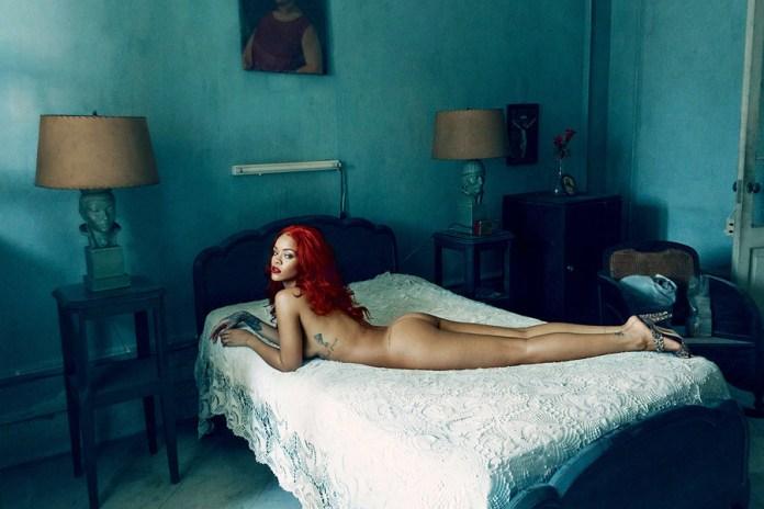 Rihanna Covers November Issue of 'Vanity Fair'