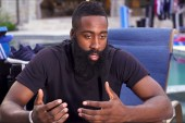 James Harden Discusses His Deal With adidas