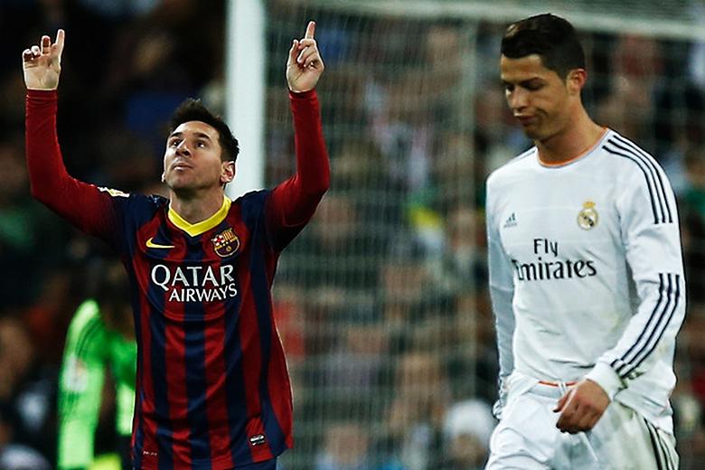 Cristiano Ronaldo and Lionel Messi Top FIFA's Ballon d'Or Shortlist