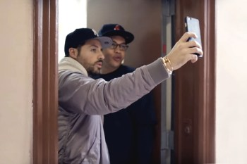 Watch Ronnie Fieg Hand-Deliver His Diadora Sneakers to a Fan