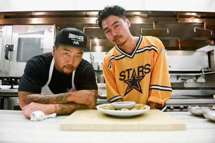 Dumbfoundead & Chef Roy Choi Reinterpret the Traditional Korean Pancake