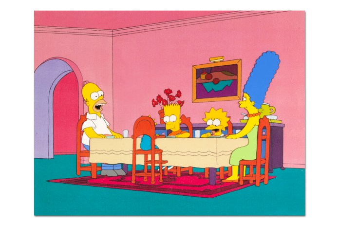 A Closer Look at the Upcoming Auction for Sam Simon's 'The Simpsons' Memorabilia
