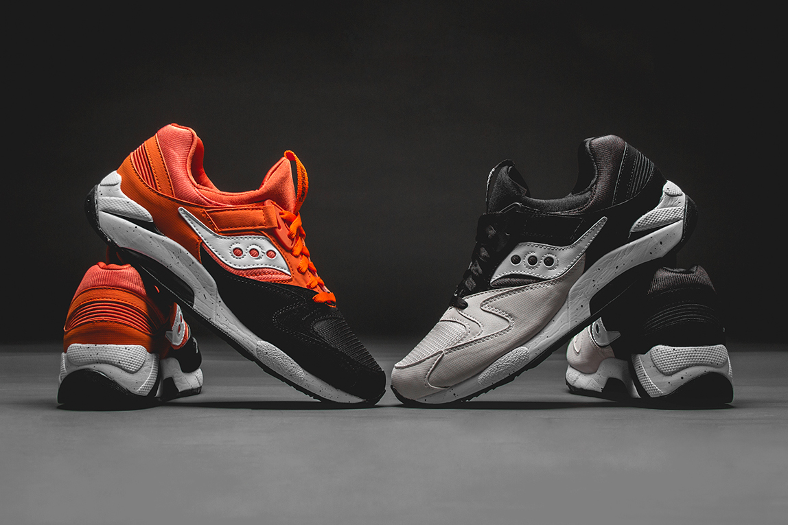 """Saucony Grid 9000 """"Hallowed"""" Pack"""