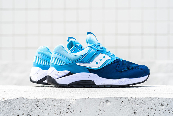 Saucony Grid 9000 Navy/Blue