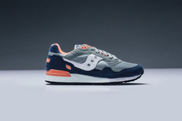 "Saucony Shadow 5000 ""Gray/Blue"""