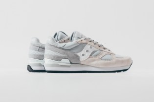 Saucony Shadow Original Grey/White