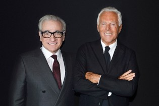 Giorgio Armani and La Cinémathèque Française Collaborate on 'Scorsese' Exhibition