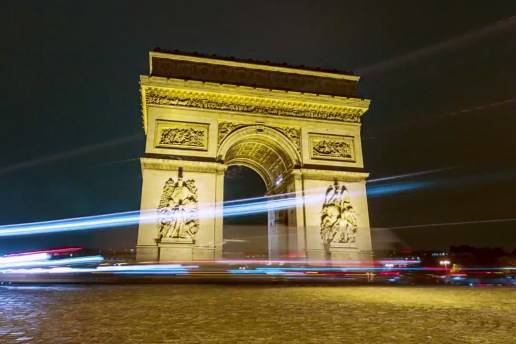 See Every Corner of Paris in This Hyperlapse