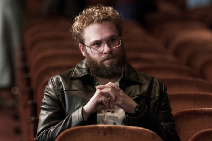 Seth Rogen Talks 'Steve Jobs' & His Mixed Feelings About Biopics