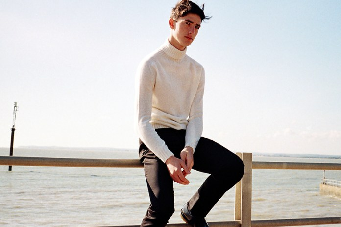 Several 2015 Fall/Winter Lookbook