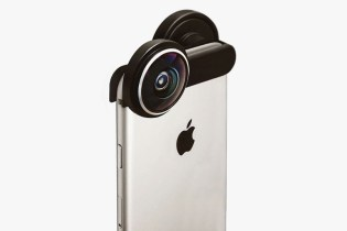 Shoot Virtual Reality Videos on Your iPhone With the Shot Lens