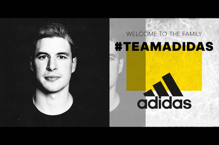 Sidney Crosby Officially Signs With adidas