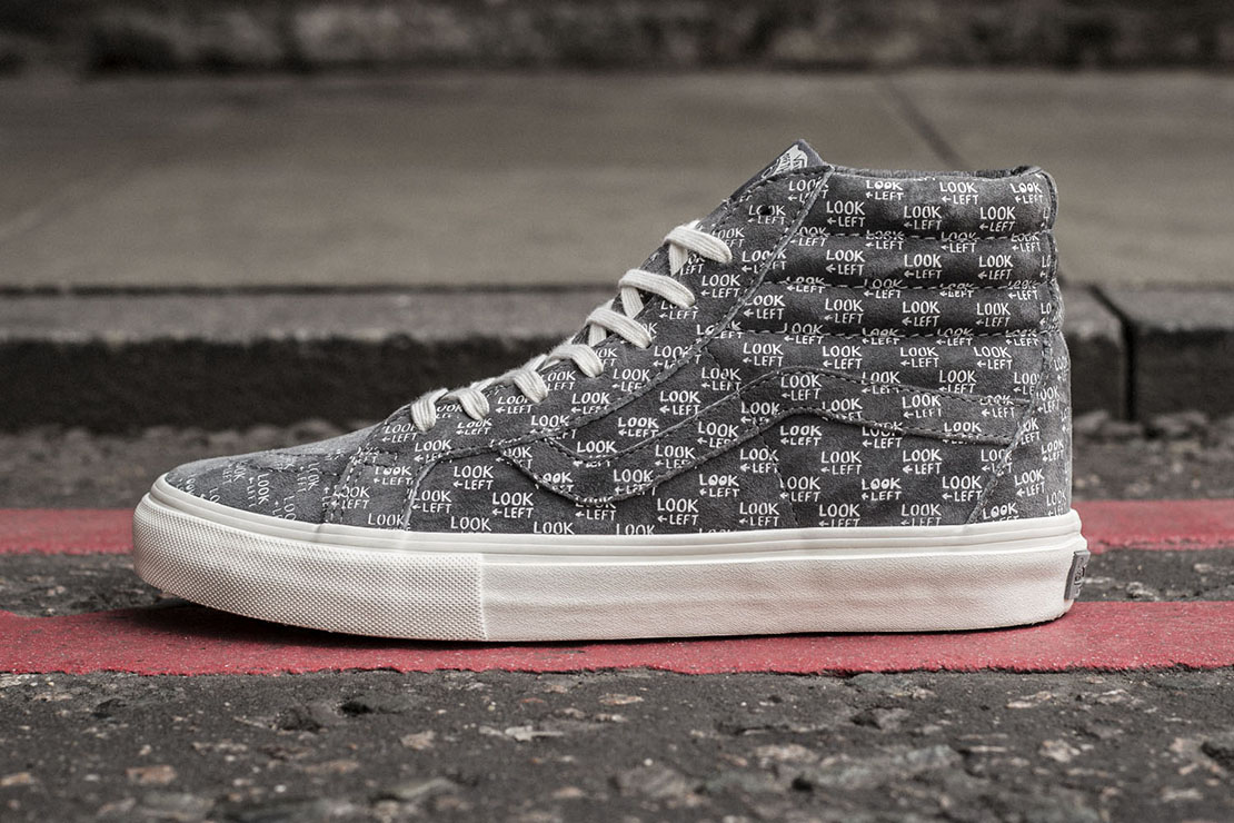 """Sneakersnstuff x Vans Vault """"London"""" Pack"""
