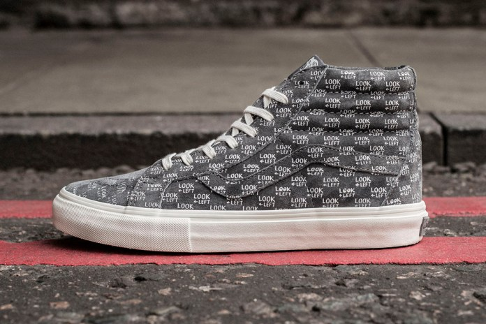 "Sneakersnstuff x Vans Vault ""London"" Pack"