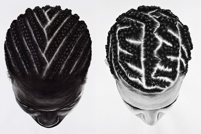 Artist So Yoon Lym Paints Detailed Braided Hairstyles