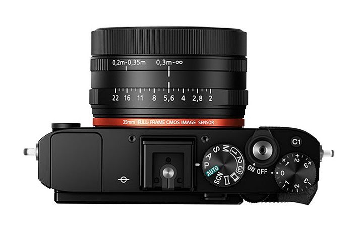 Sony Announces the RX1R II