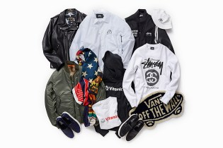 SOPHNET. Tokyo Flagship 16th Anniversary Special Items Collection