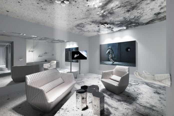 This Hotel Suite-Turned-Space Station Is out of This World