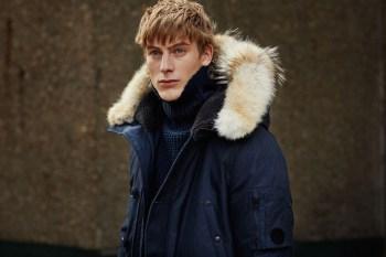 Spiewak 2015 Fall/Winter Lookbook Styled by David Hellqvist
