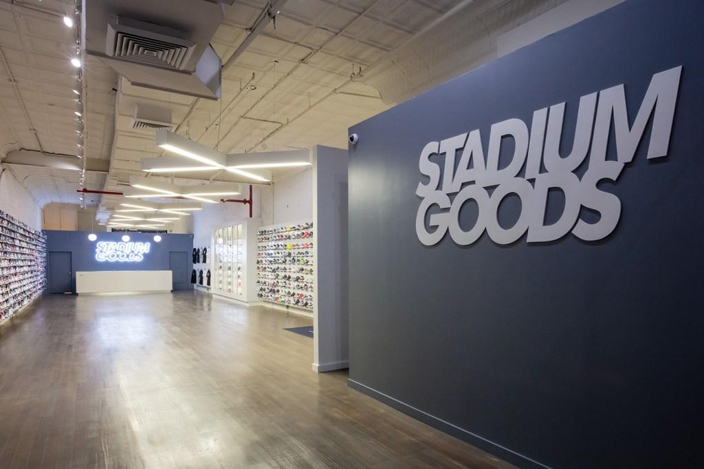 stadium goods retail location hypebeast. Black Bedroom Furniture Sets. Home Design Ideas