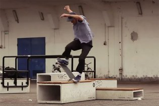 Stance's European Skate Team Takes a Trip to Copenhagen