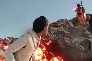 'Star Wars: Battlefront' Gameplay Trailer Reveals Playable Hero Characters