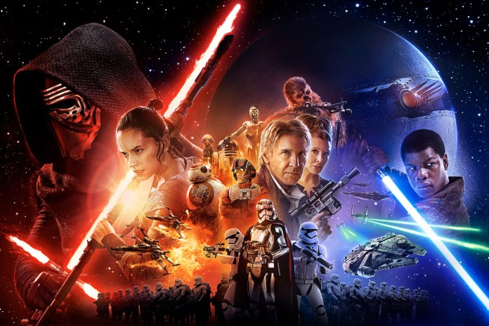 'Star Wars: The Force Awakens' Theatrical Poster Revealed
