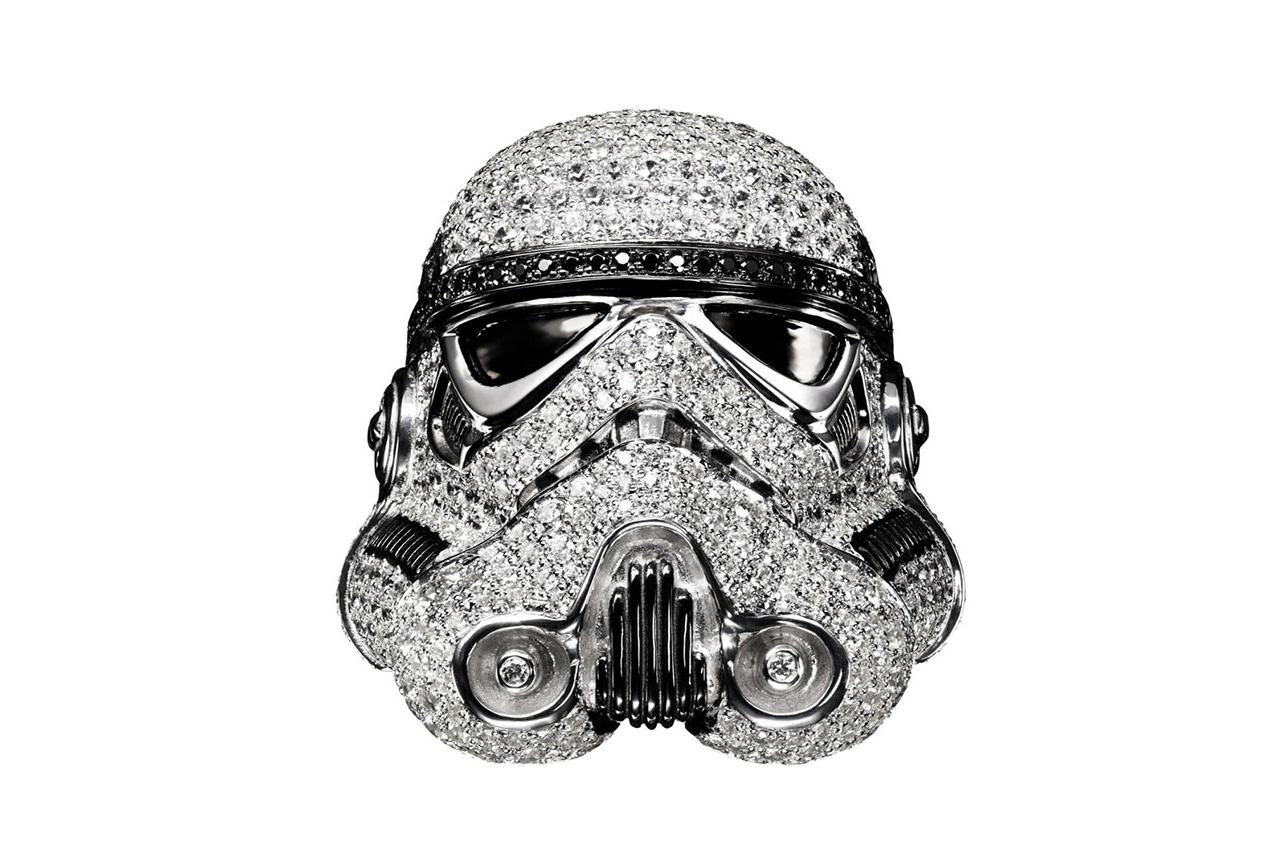 'Star Wars'-Themed Jewelry by Justin Davis