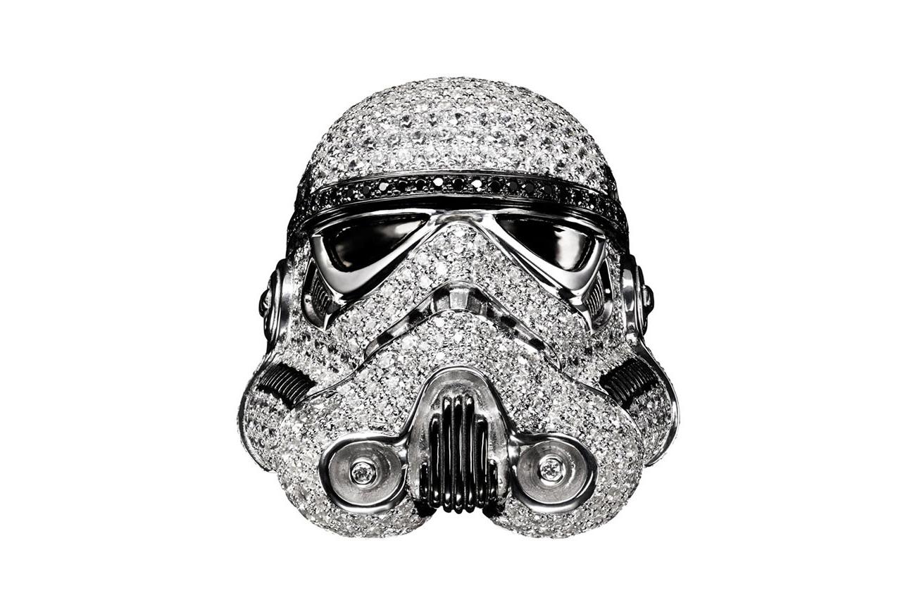 'Star Wars'-Themed Jewelry by Justin Davis
