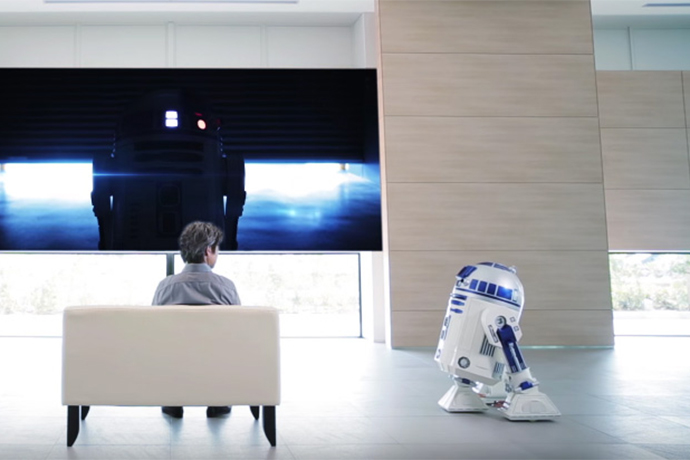 The R2-D2 Moving Refrigerator