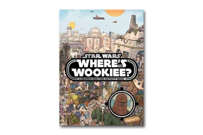 'Star Wars' Meets 'Where's Waldo?'