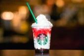 Starbucks Introduces a Vampire-Inspired Halloween Frappuccino
