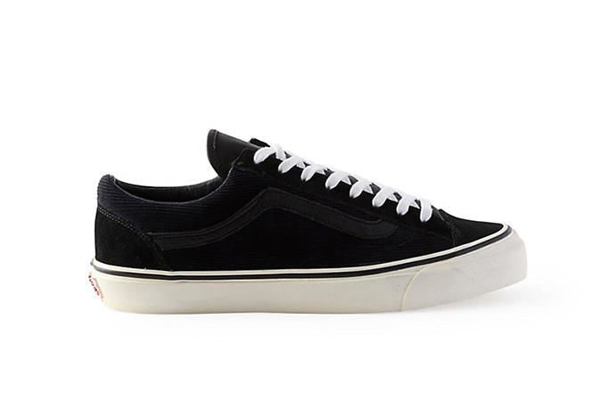 Steven Alan x Vans Corduroy OG Sk8-Hi and LX 36 Sneakers
