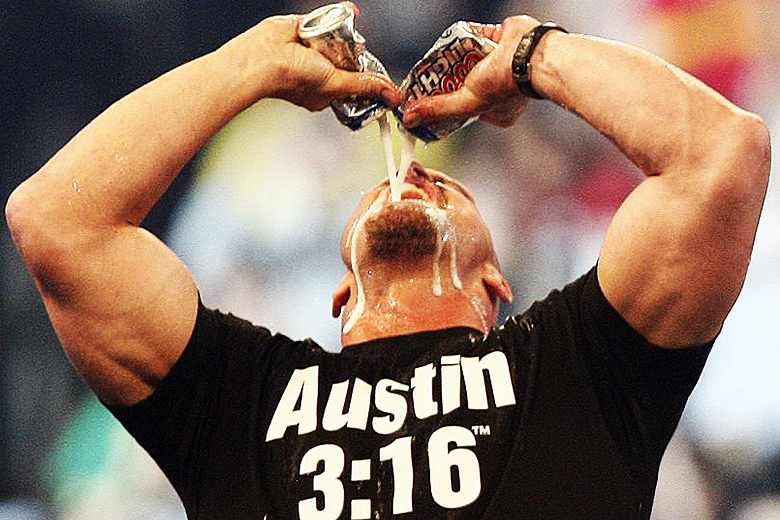 Stone Cold Steve Austin Launches His Own Beer