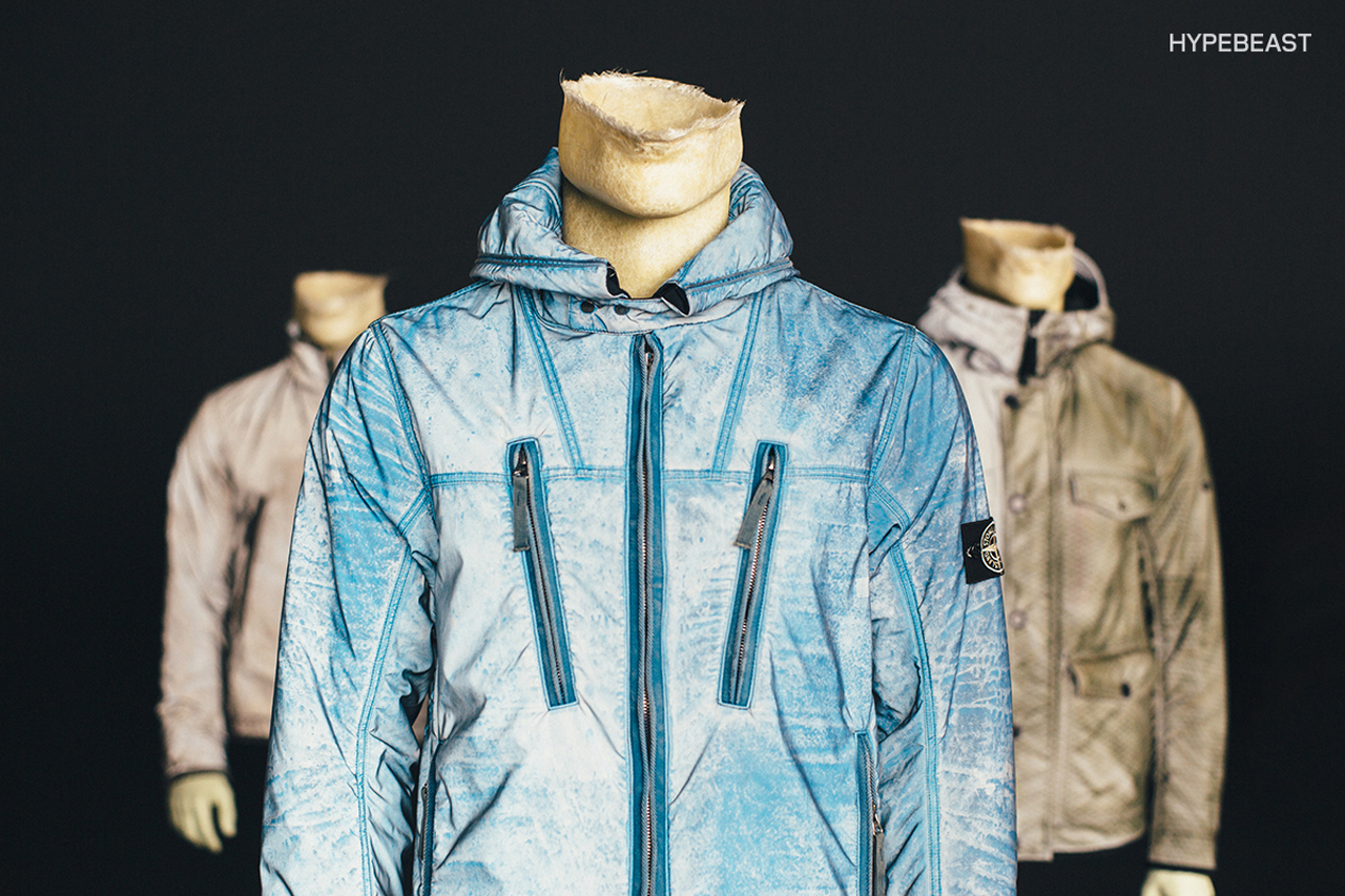 """A Closer Look at Stone Island's """"Reflective Research"""" Exhibition"""