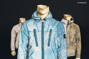 "A Closer Look at Stone Island's ""Reflective Research"" Exhibition"
