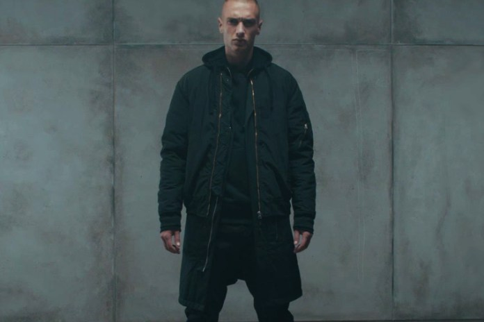 Stone Island Shadow Project 2015 Fall/Winter Video Lookbook