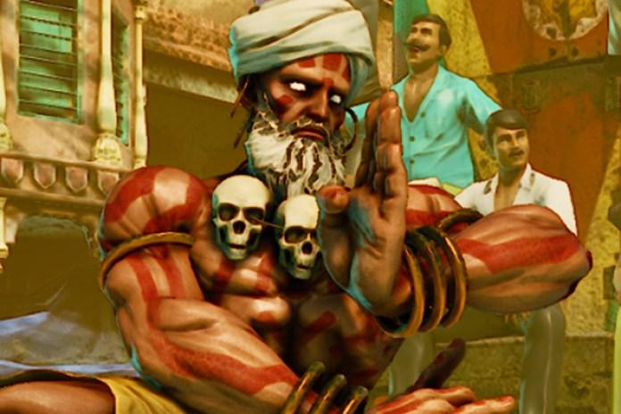 'Street Fighter V' Releases Next February