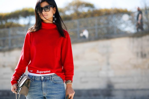 Streetsnaps: Paris Fashion Week October 2015 - Part 2