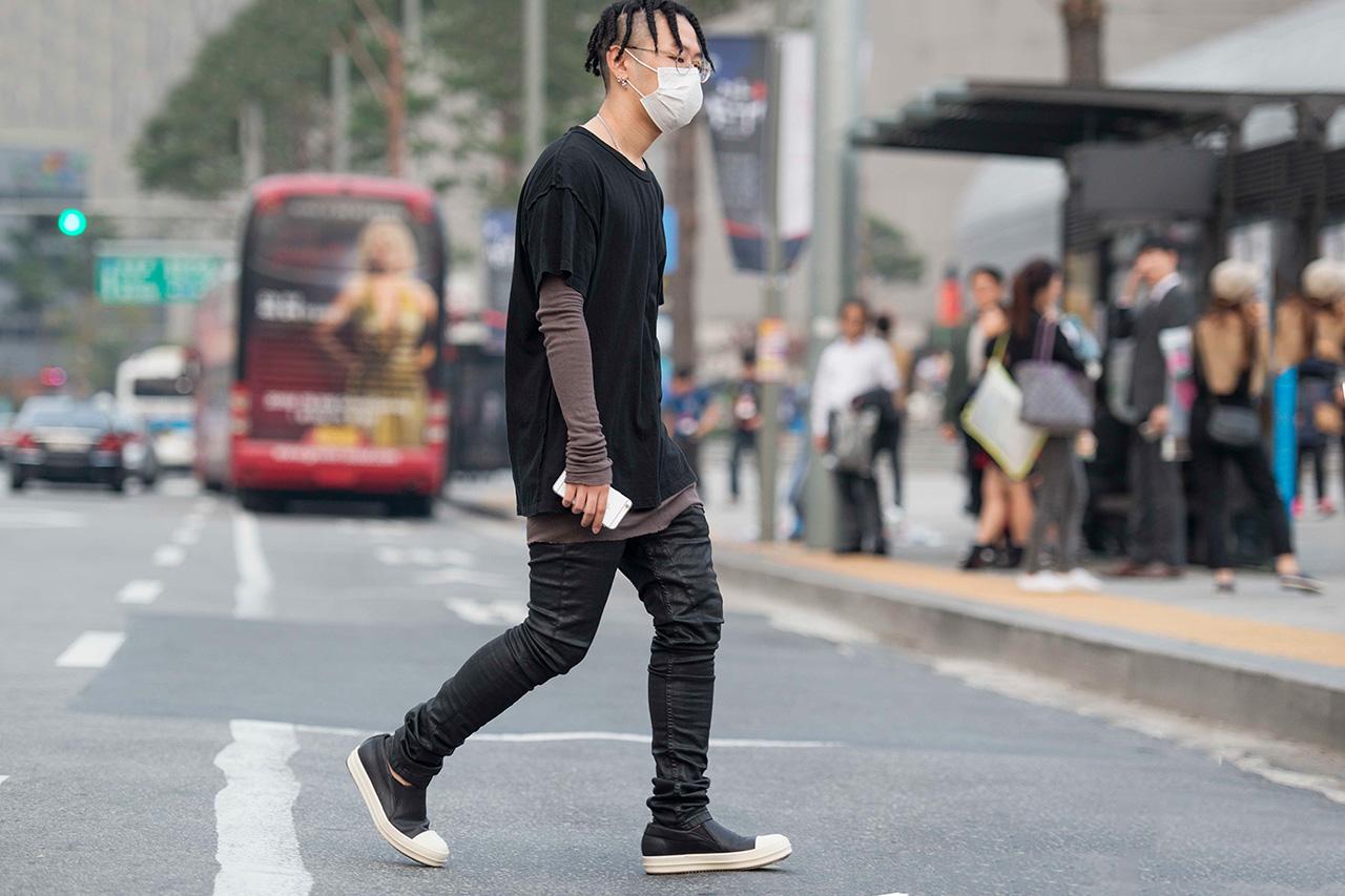 Streetsnaps: Seoul Fashion Week October 2015 - Part 2