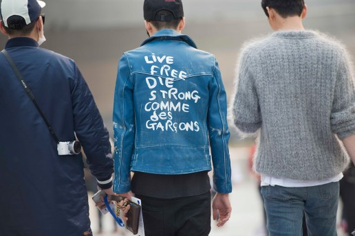 Streetsnaps: Seoul Fashion Week October 2015 - Part 3
