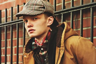 Stussy 2015 Fall/Winter Editorial by 'GRIND'