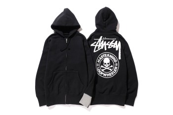 Stussy x mastermind JAPAN x Loopwheeler 2015 Fall/Winter Collection
