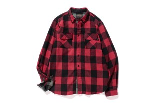 Stussy x Pendleton 2015 Fall/Winter Rob Roy Plaid Shirt