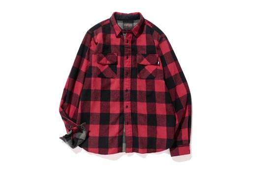 Stussy x Pendleton 2015 Fall/Winter Rob Roy Plaid Shirt