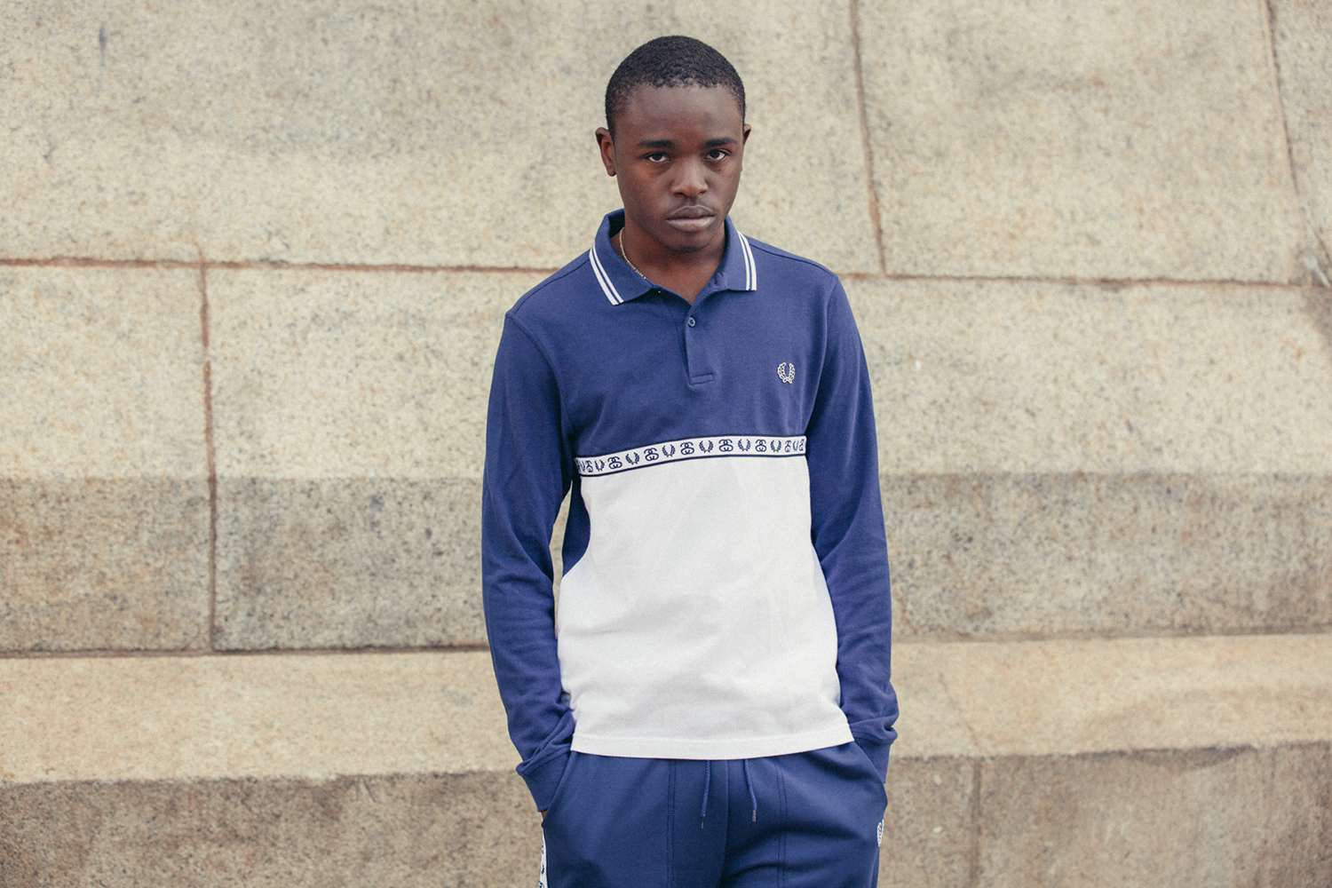 Stussy x Fred Perry 2015 Fall Collection