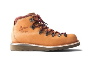 Tanner Goods x Danner Mountain Pass Randolph Boot